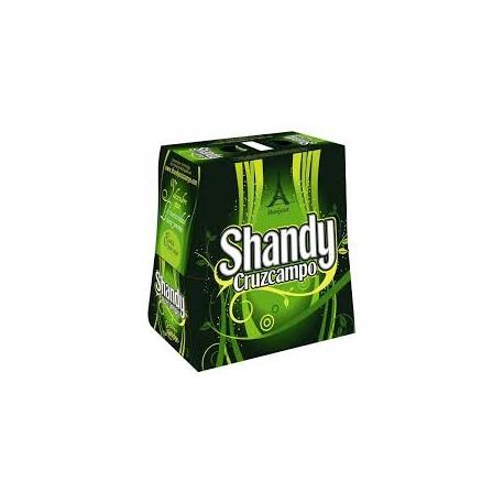 Cruzcampo Shandy 24unid. n.r.